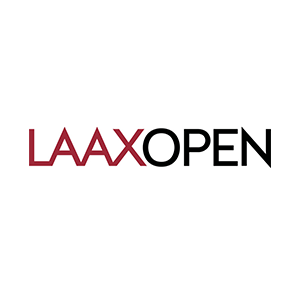 Social Media Feed auf der Website der Laax Open