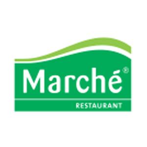Marché Restaurants nutzt den Social Media Aggregator contentfry für ihre Social Wall